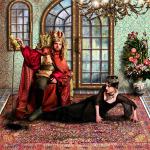 """Ancien Regime """"Regina di Cuori, Re di Spade"""", 2010, fine art print, 70 x 70 cm"""