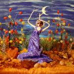 """Quattro stagioni """"Autunno"""", 2009, fine art print, 46 x 50 cm"""