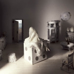 La stanza bianca, stampa pigmento su carta cotone, 60 x 92 cm