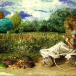 Tartarughe a piè veloce, 2009, fine art print, 70 x 50 cm