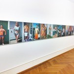 DIFFERENT BODYBUILDERS WITH DIFFERENT BODYBUILDERS(...) (C-Prints, Framed, 50x70cm) 2012, Museum View