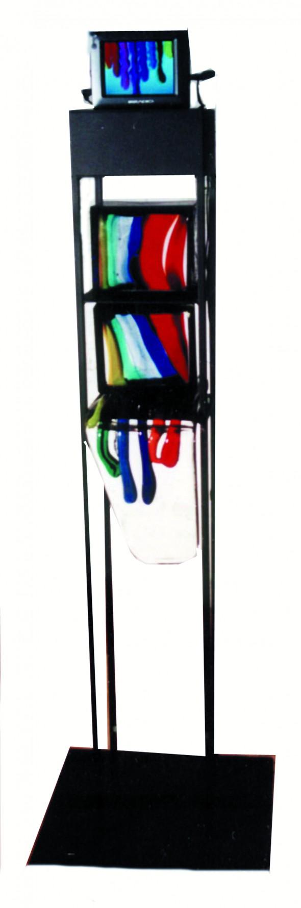 colori elettronici e l'artificio